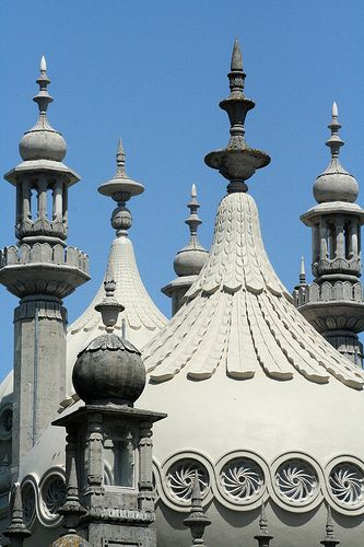 The Royal Pavilion, Brighton, East Sussex, England