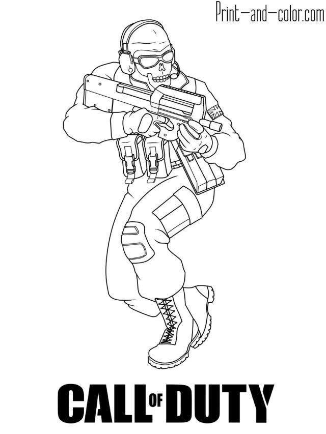 27 Inspiration Photo Of Call Of Duty Coloring Pages Entitlementtrap Com Call Of Duty Coloring Pages Free Coloring Pages