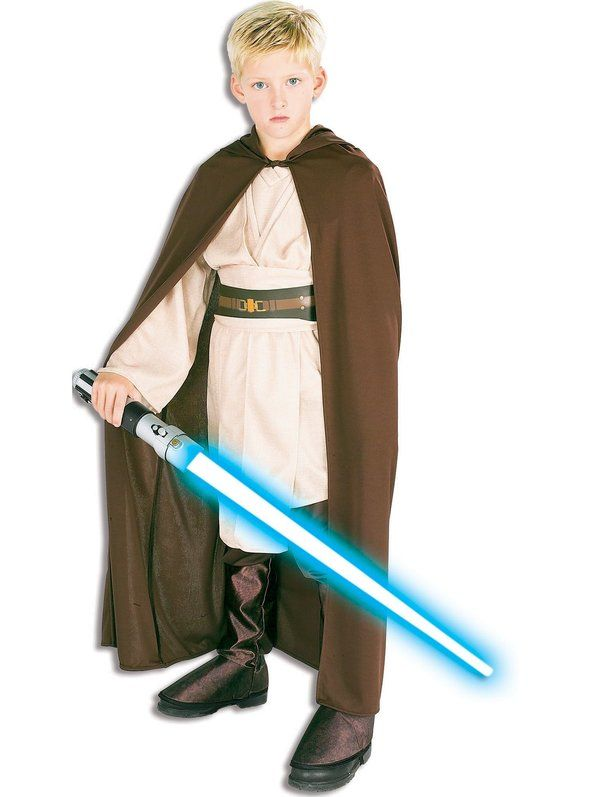 Check out Jedi Robe Child Costume - Cheap Star Wars Costumes for Boys from…