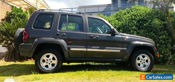 2005 Jeep Cherokee Limited Auto 4x4 MY05 #jeep #cherokee #forsale #australia