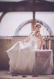 Afrodité menyasszonyi ruha