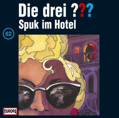 Die drei Fragezeichen Spuk im Hotel