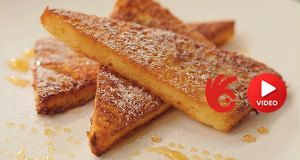 Francouzský toast s medem