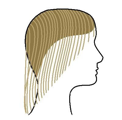 Ponytail Haircut Method: How to layer your hair yourself.