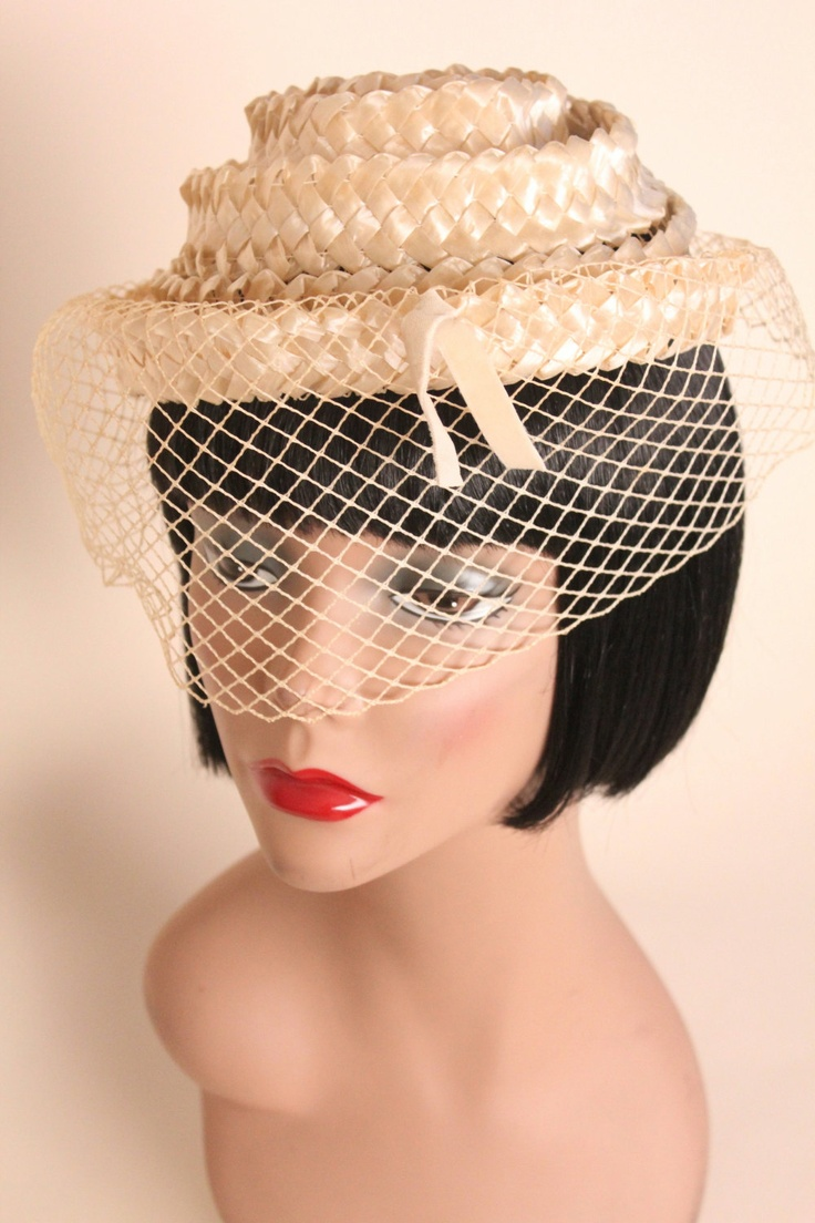 i remember seeing wear this type of hat to church