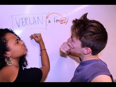 video on verlan, not totally school appropriate
