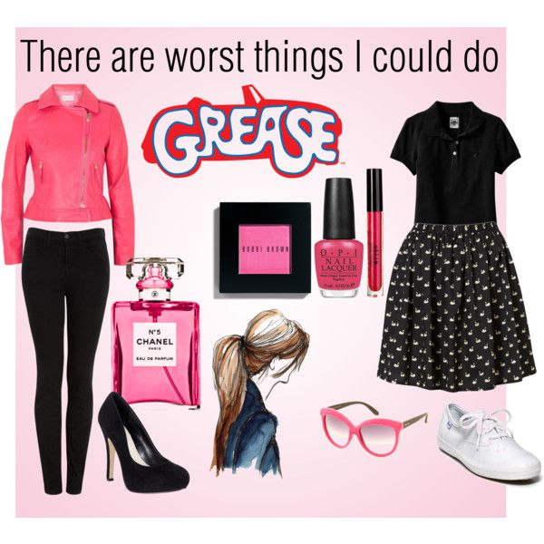 """Rizzo - Grease"" by thebroadwaywardrobe on Polyvore"
