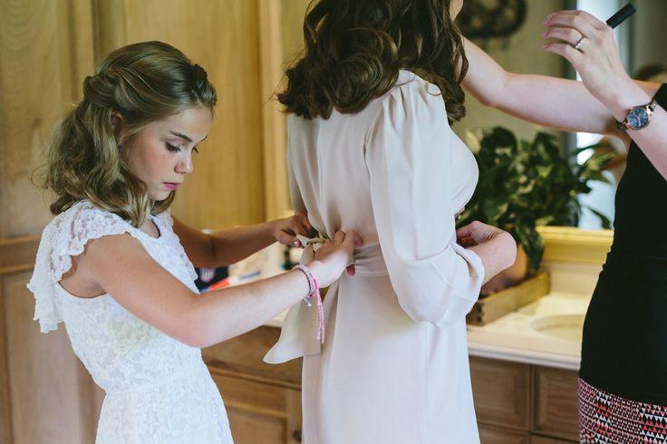 An Intimate Franschhoek Wedding