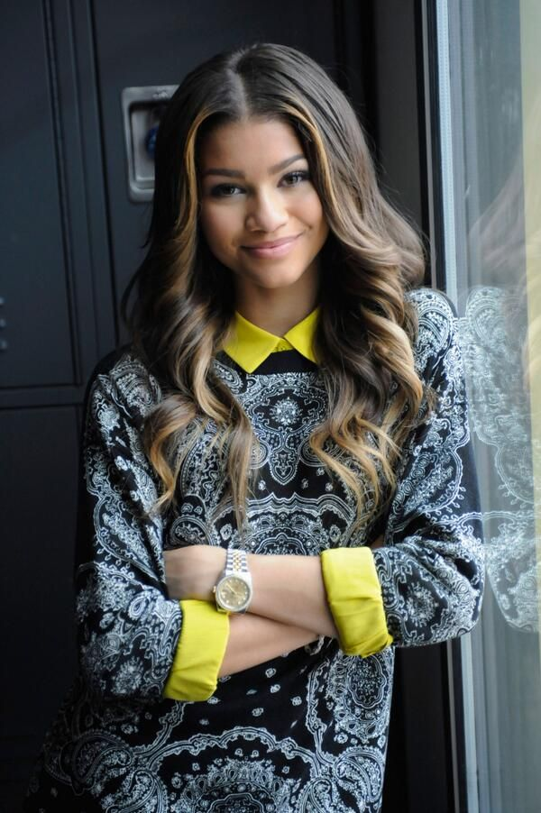 Zendaya for Disney Channel's 'This is Who I Am'