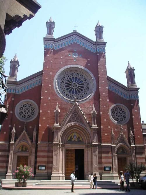 Church of St. Anthony of Padua, Istanbul | © Scisa/WikiCommons