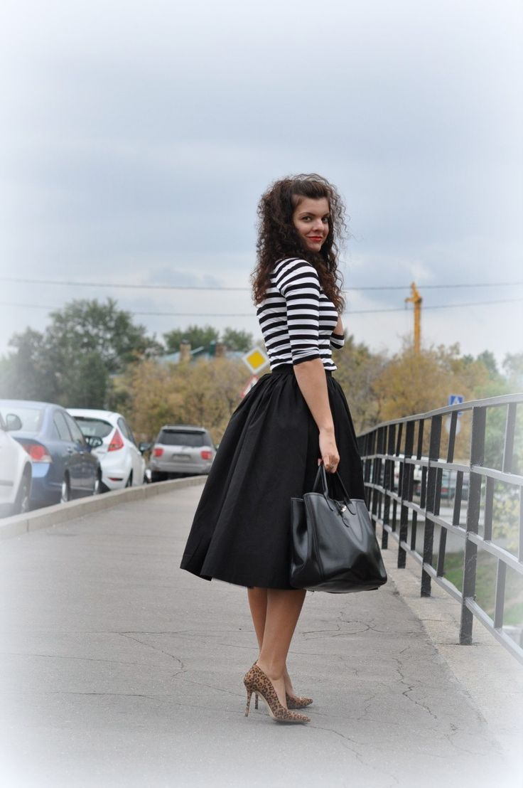 New look skirt, Outfit