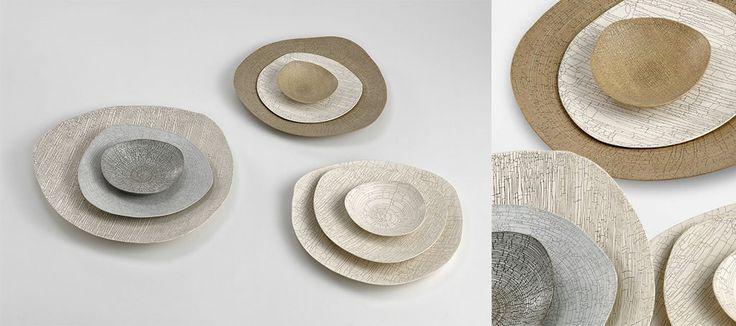 Rina Menardi aardewerk aardetinten