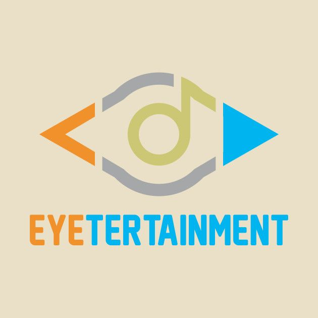 Check out this awesome 'Eyetertainment+Logo+of+Eye' design on @TeePublic!