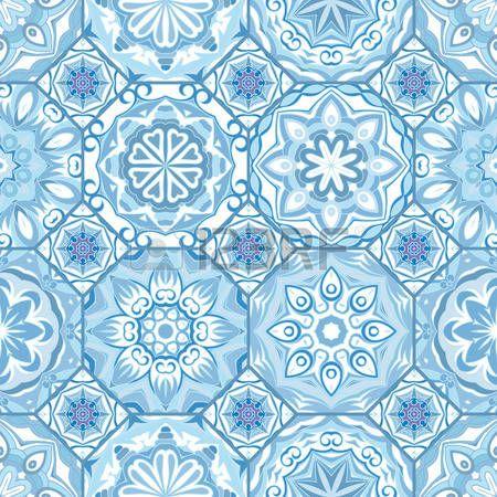 Las 25 mejores ideas sobre azulejos marroqu es en for Azulejos color azul