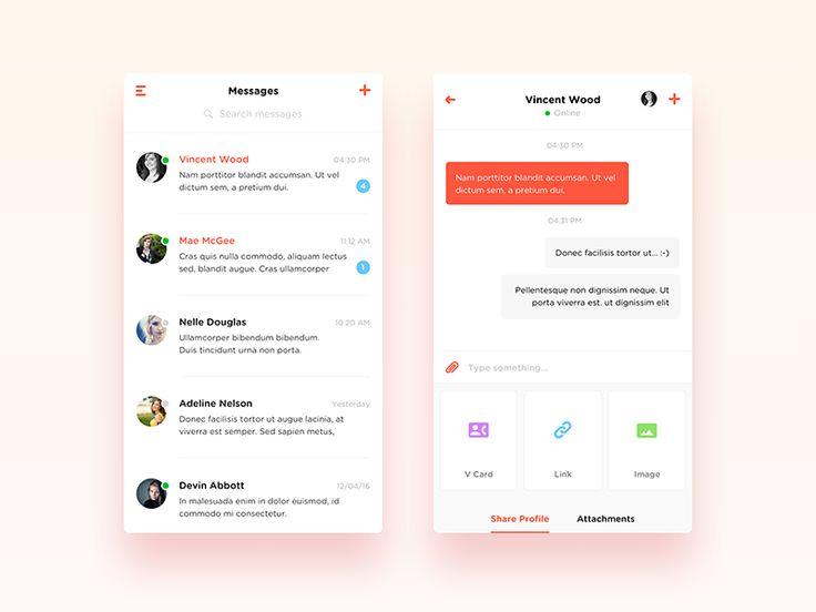 Wip - Social App