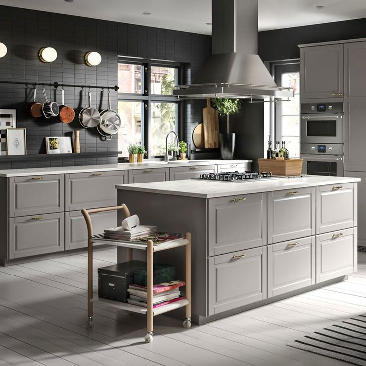Traditional Style Kitchen Design With A Modern Twist: Traditional Looks For Modern Cooks