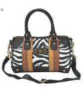 Zebra stripe Ladies Bag