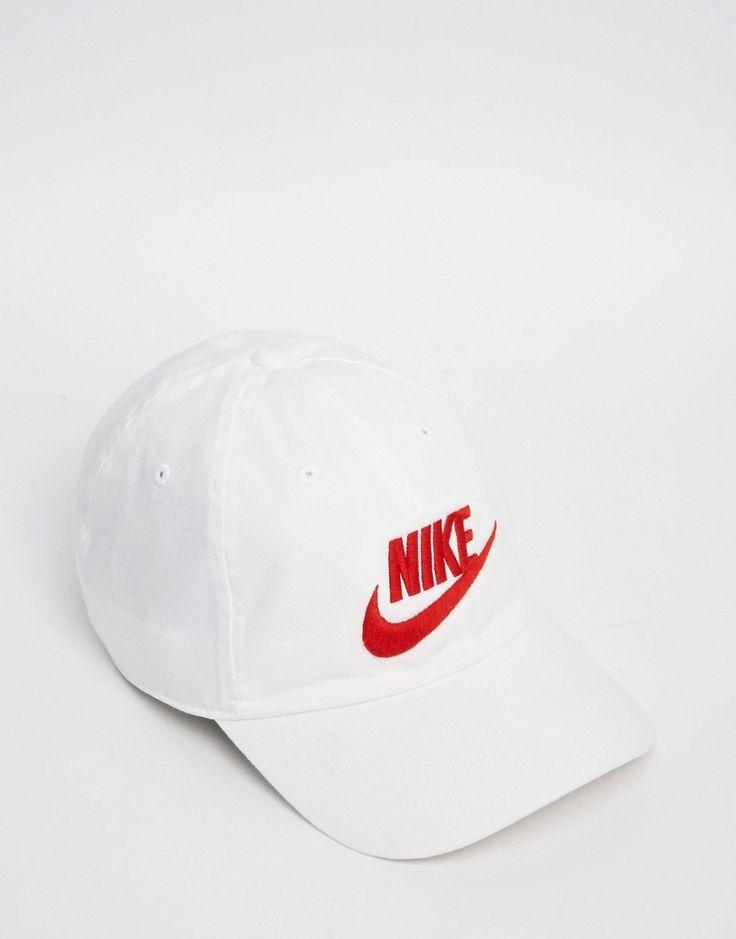 Nike | Nike - Casquette avec logo délavé chez ASOS