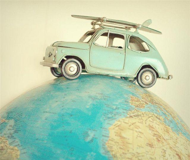 Viajar MUITO... novos lugares, novas pessoas, novas aventuras