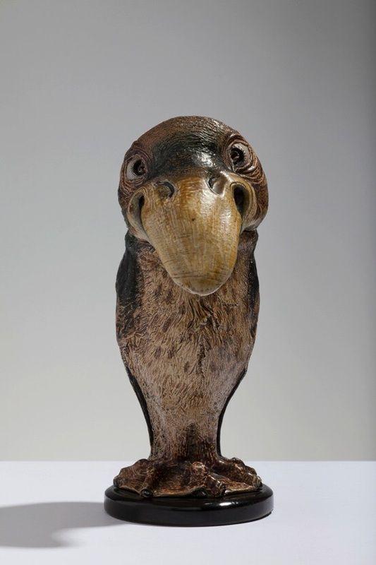 Small Wally bird by Robert Wallace Martin