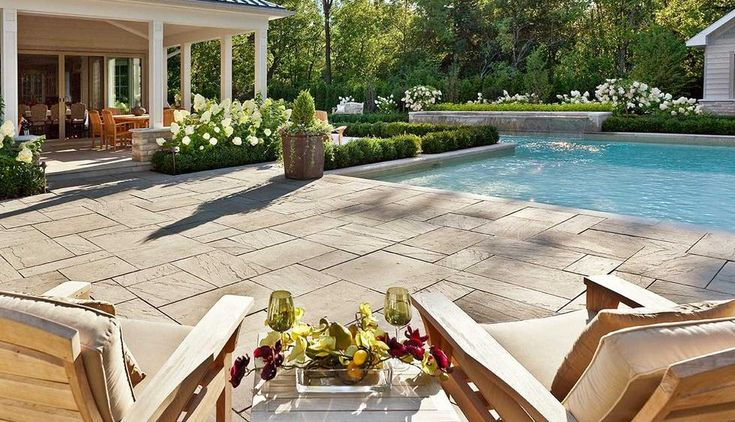 25 best techo bloc images on pinterest landscaping tools for Pool deck design tool