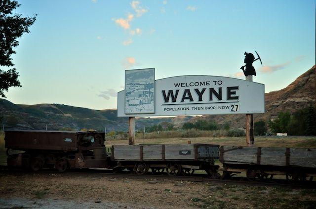 Wayne, Alberta