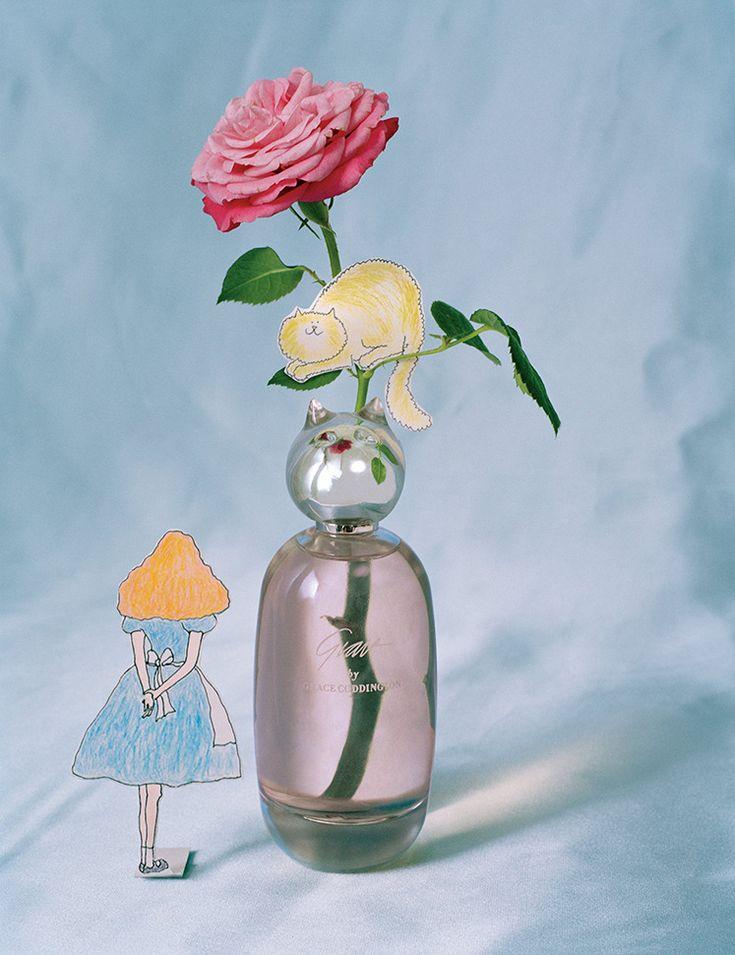 Аромат Grace by Grace Coddington, созданный совместно с Comme des Garçons | Vogue | Красота | Парфюмерия | VOGUE