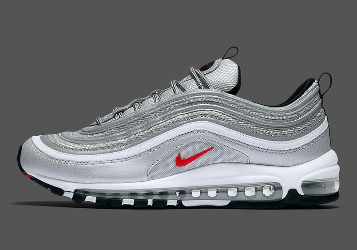 Nike Air Max 97 Silver Bullet QS Limited preorder Any Mens Size W/ Receipt
