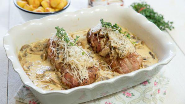 Scholfilet met frisse botersaus en slastamppot - recept | 24Kitchen