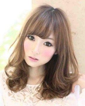 Japanese Fashion Hairstyles