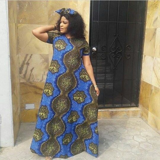 Pictures Of Nigerian Ankara Styles For Chics
