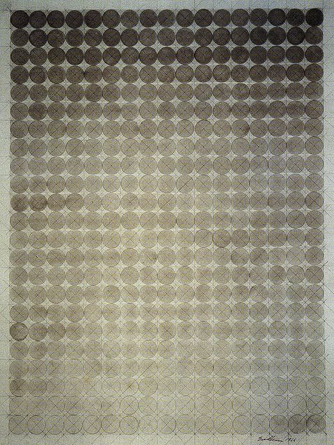 eparis:        eva hesse 1966 by robybeef on Flickr.