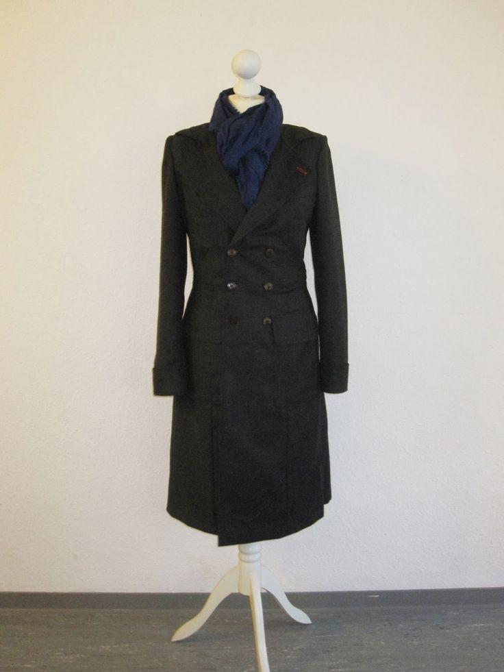 DIY Sherlock Coat