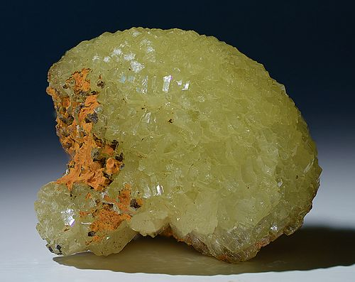 Adamite / Ojuela Mine, Mapimi, Mexico