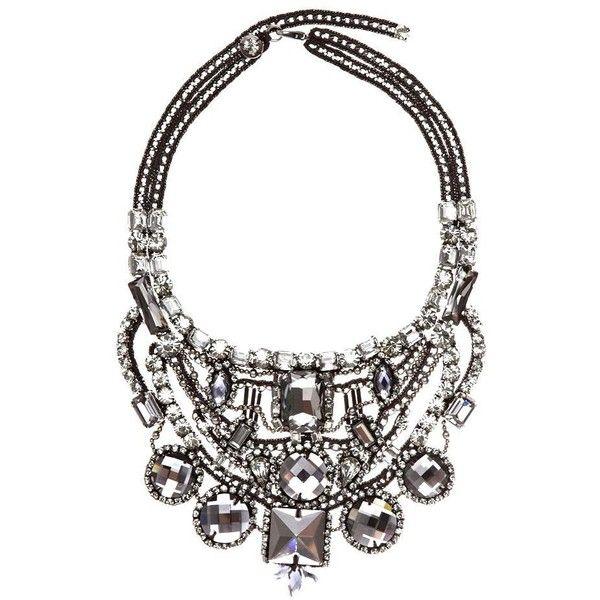 Nocturne Dodana Necklace ($355) found on Polyvore