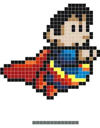 batman vs superman pixel - photo #19