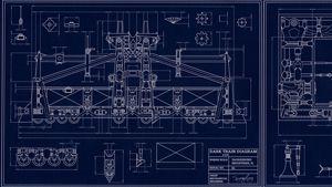 Blueprint of Dark Train.