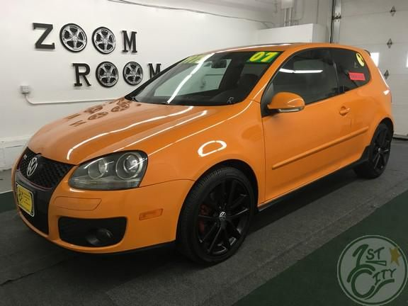 2007 Volkswagen GTI Fahrenheit for sale at First City Cars and Trucks in Rochester! 603.332.0540