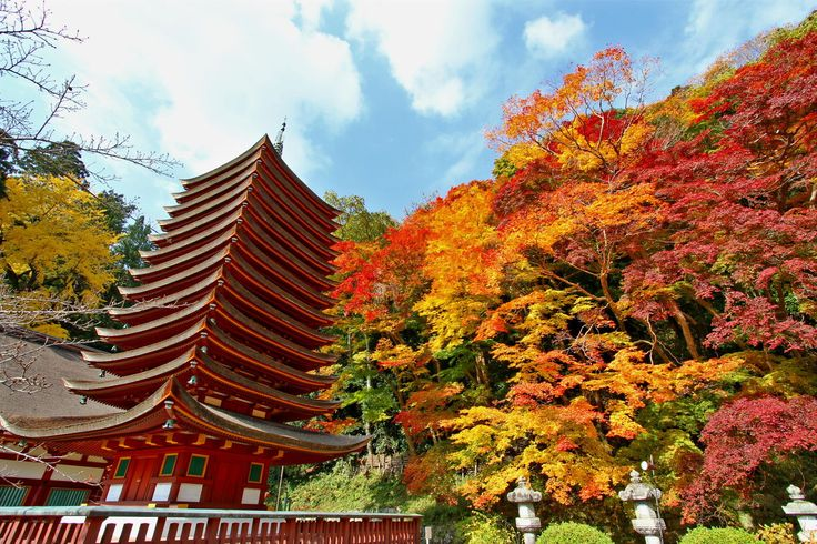 談山神社(奈良県・桜井市)