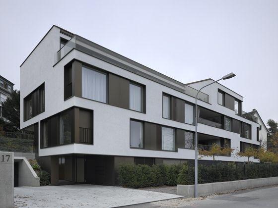 BAUTEN - Stadthaus am Zürichberg - Think Architecture