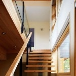 natural home staircase