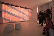 """Wystawa """"Apartament Przyszłości multimedialna aranżacja przestrzeni"""" w Dobrotece"""