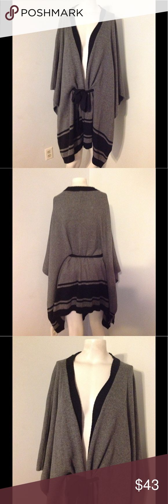American Living Ralph Lauren Sweater Cape Poncho Beautiful sweater cape/poncho! American Living by Ralph Lauren. Marked size Small - runs oversized. Great condition. American Living Jackets & Coats Capes