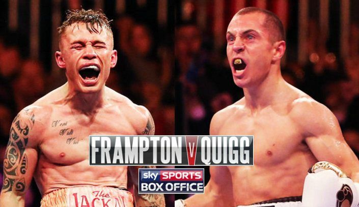 Facebook Twitter Google+ Pinterest EmailThe most awaiting fight is going to happen in this weekend night when Carl Frampton takes on Scott Quigg for the bentamweight championship title match on Saturday, 27 February 2016 at Manchester Arena in UK. Scott Quigg is the current bentamweight champion and is ready to square off against Carl frampton on the