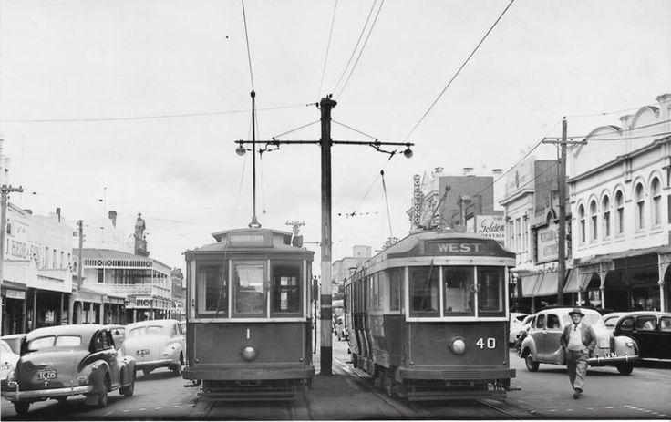 Ryrie St 1940's