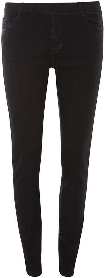 Black 'Eden' Jeggings