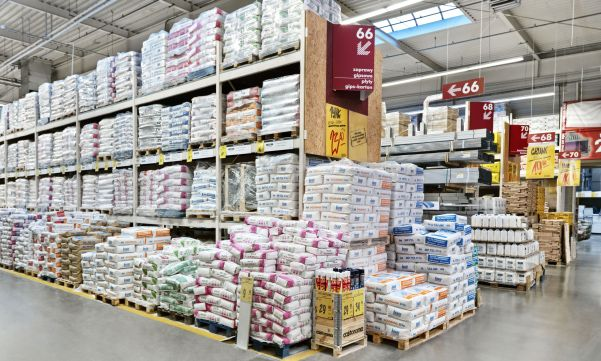 Cementy i zaprawy budowlane - Budowa - Produkty