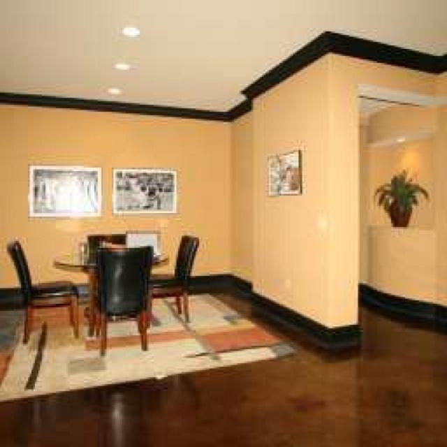 26 Best Black Trim Interior Homes Images On Pinterest