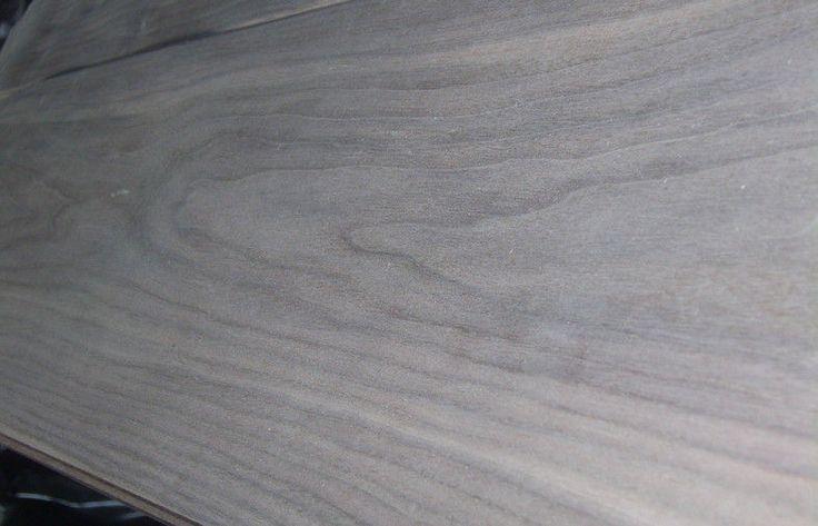 Este tipo de madera se llama NOGAL y la utilizamos para muebles y decoración