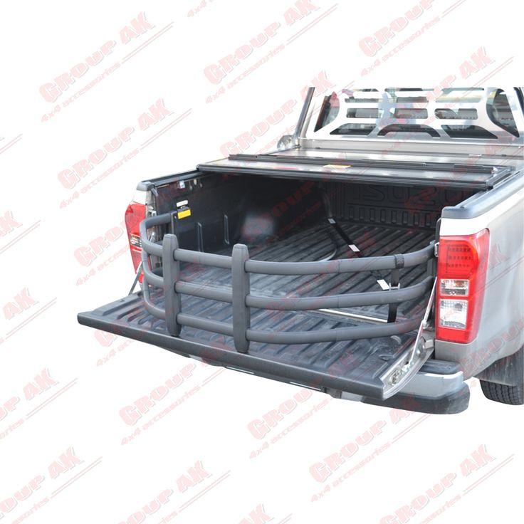 New Isuzu D-max Bed X-Tender in black